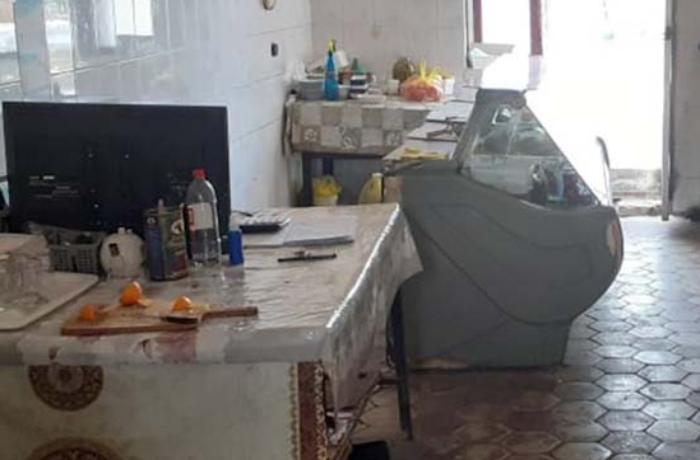 Daha bir restoran antisanitar vəziyyətə görə bağlandı - FOTO