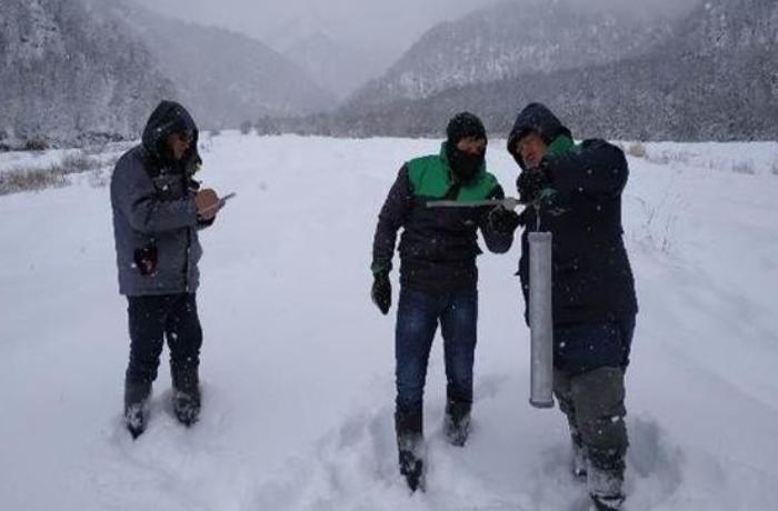 Azərbaycan çaylarında sululuq səviyyəsi açıqlandı