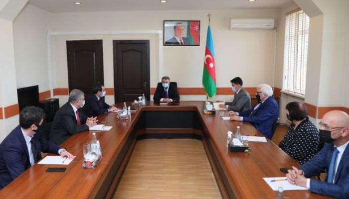 Anar, Kamal Abdulla və Rasim Balayev AzTV-də: Bədii Şuranın tərkibi dəyişdi – FOTOLAR