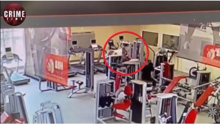 Azərbaycanlı kriminal avtoritet Moskvada qətlə yetirildi - Güllələnmə anının GÖRÜNTÜLƏRİ