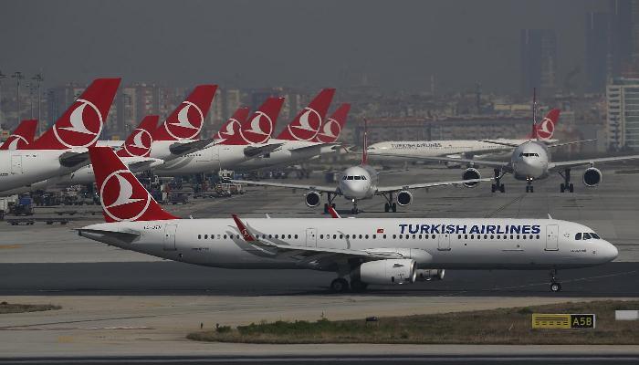 Rusiya Türkiyə ilə hava əlaqələrini dayandırır
