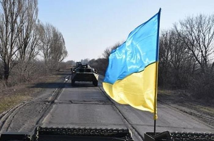 Donbas'ta Rusya yanlısı ayrılıkçıların saldırısında bir Ukrayna askeri öldü