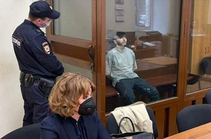 Moskvada üç piyadanı vuran azərbaycanlı repçiyə hökm oxundu