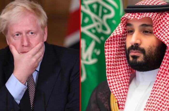 Veliaht prens Salman'dan Boris Johnson'a 'Newcastle' tehdidi: Aramız bozulur