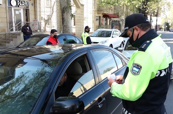 Gəncədə polis reyd keçirib - FOTO