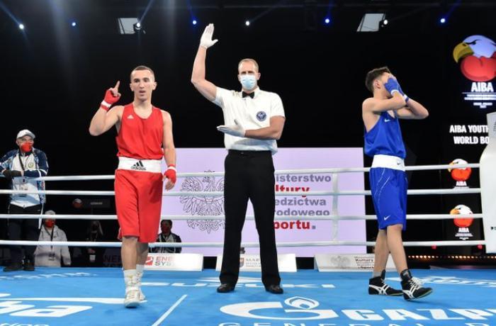 Azərbaycan millisinin daha 2 boksçusu dünya birinciliyində 1/4 finala vəsiqə qazanıb