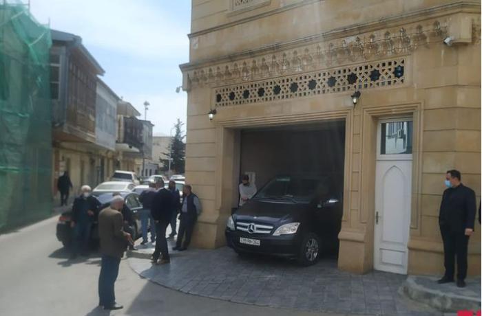 Eldar Quliyev dəfn edildi - FOTO - YENİLƏNİB