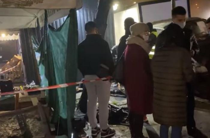 Ukraynada Azərbaycan vətəndaşı öldürüldü - VİDEO