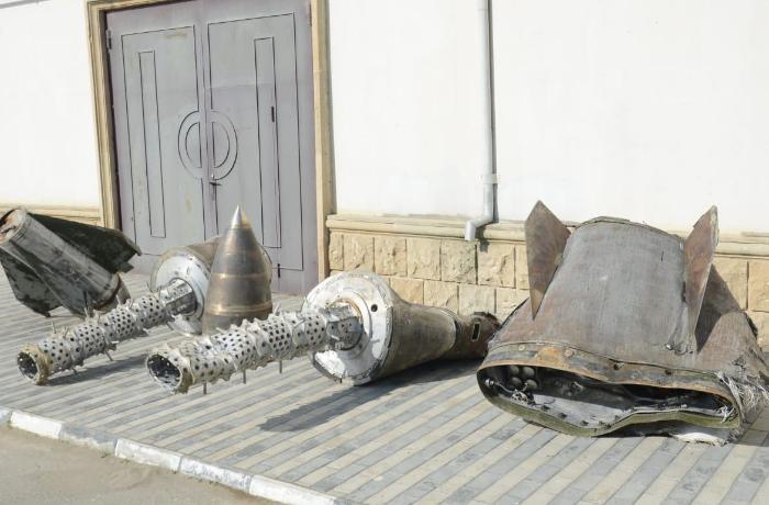 """В Кремле нет информации по поводу обломков ракет """"Искандер"""" в Карабахе"""