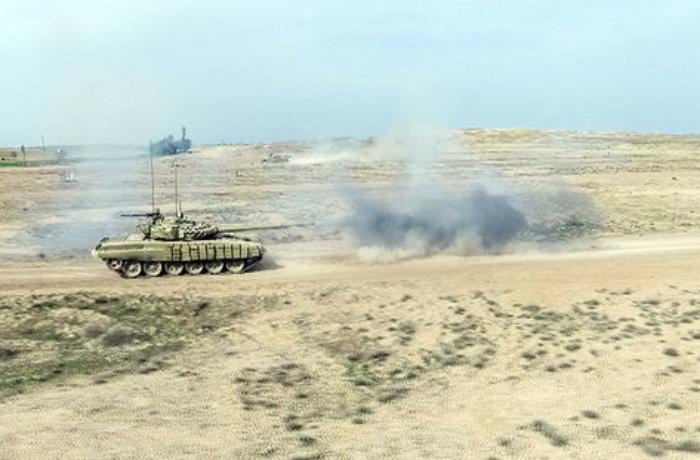 Naxçıvan Qarnizonu Qoşunlarında komandir hazırlığı məşğələsi keçirilib – VİDEO