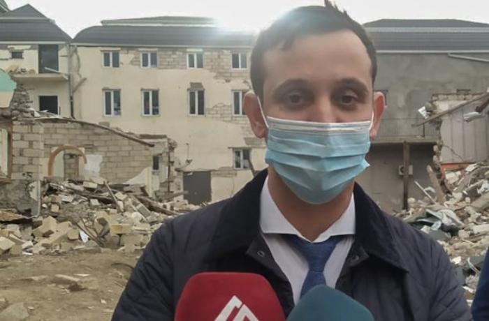 Fransalı vəkil Ermənistanın Gəncəni atəşə tutmasını müharibə cinayəti adlandırıb