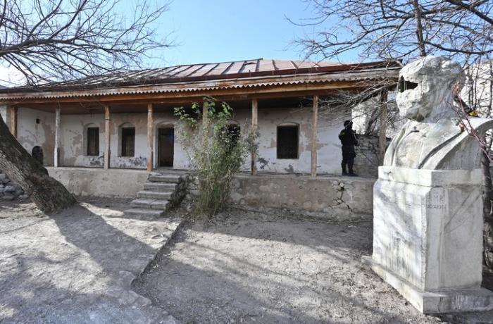 Bülbülün Şuşadakı ev muzeyinin necə bərpa ediləcəyi bilindi