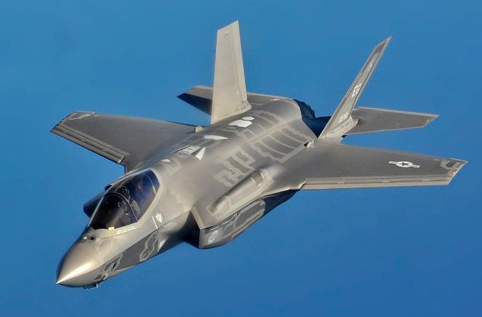 ABŞ Türkiyəni F-35 istehsal proqramından rəsmi şəkildə kənarlaşdırdı