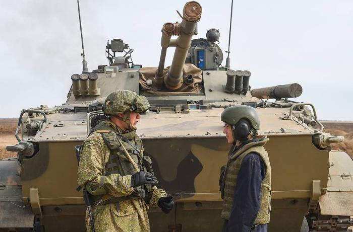 Rusiya Ukrayna sərhədindən ordunu geri çəkməyə başladı