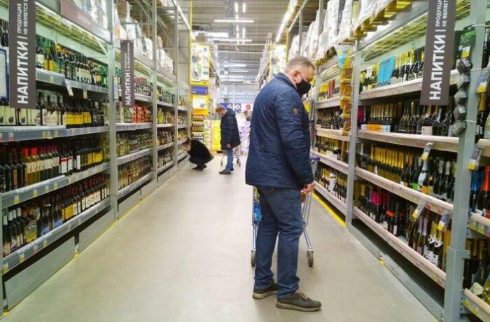 Rusya'da alkol satışı 11 gün için yasaklandı