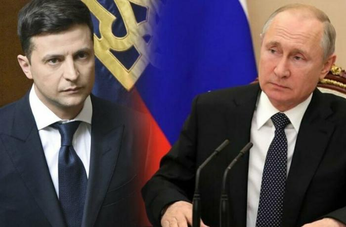 Кремль направил Украине предложения по возможной встрече Путина с Зеленским