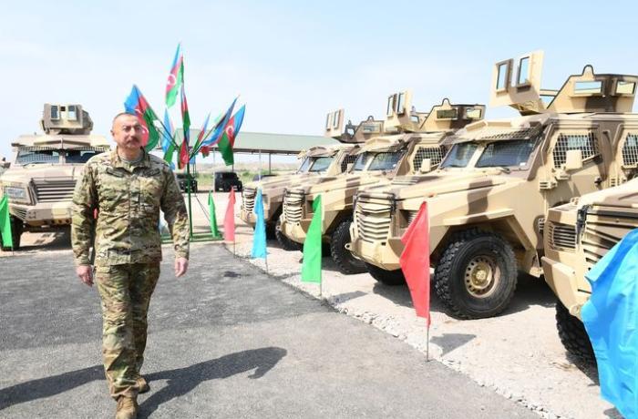 Azerbaijani President warns Armenia