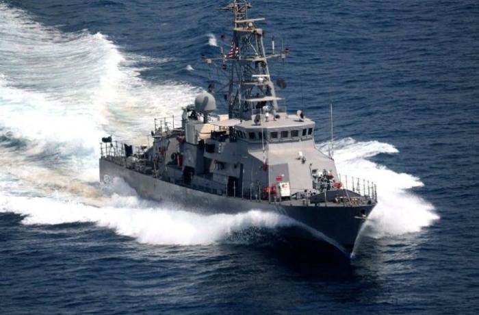 ABD-İran geriliminde sıcak temas: Donanma uyarı ateşi açtı