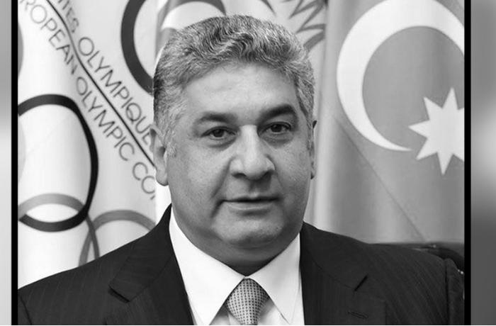Azerbaijan's Minister of Youth and Sports passes away