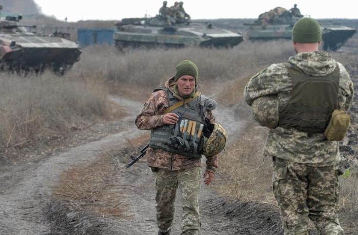 ABŞ və Aİ Donbasdakı gərginliyi müzakirə etdi