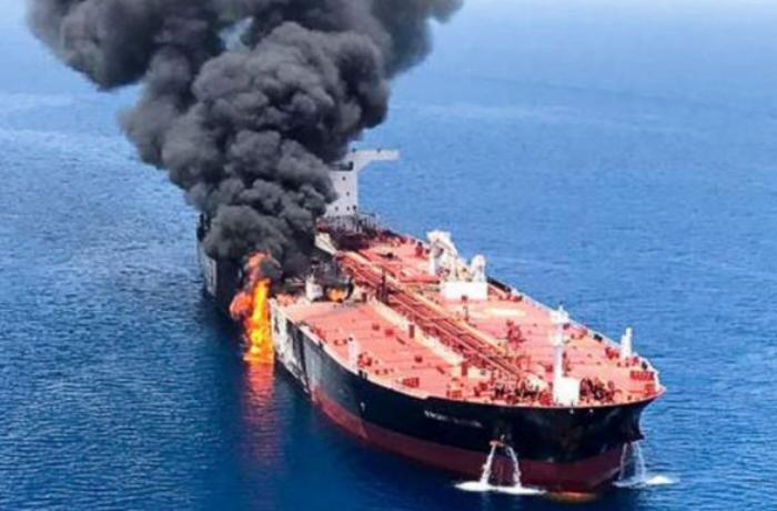 Iran says its ship Saviz was attacked in Red Sea