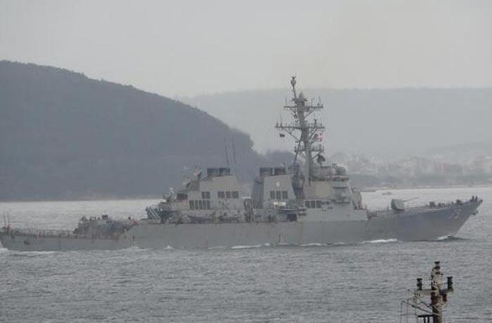 Rusiya Qara dənizə 15 döyüş gəmisi və silah-sursat göndərdi