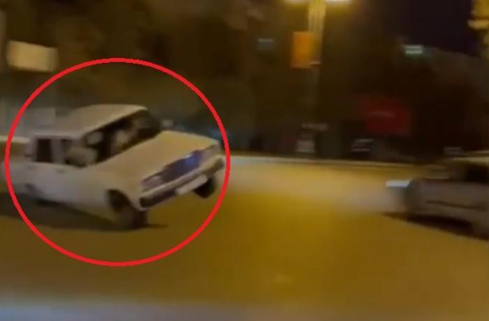 """""""Avtoş Rasim"""" həbs edildi - VİDEO"""