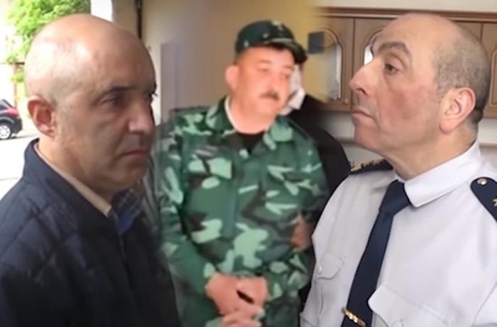General Nağıyevlə birgə həbs edilən polkovniklər azadlığa çıxdı