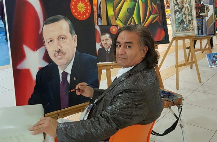 Azərbaycanlı məşhur rəssam Türkiyədə vəfat etdi