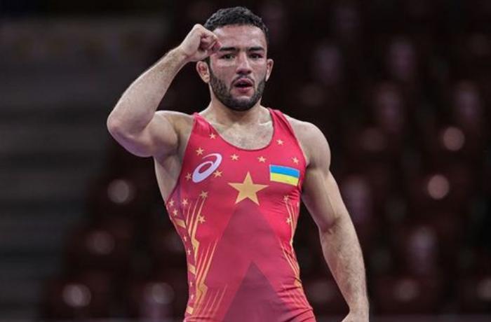 Azərbaycanlı güləşçi Tokio Olimpiadasında Ukraynanı təmsil edəcək