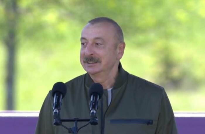 """Şuşadakı """"Xarıbülbül"""" festivalından - VİDEO"""