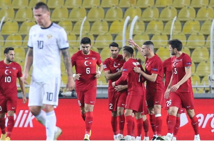 Türkiyə yığmasının Şimali İrlandiya ilə oyunu ləğv edildi