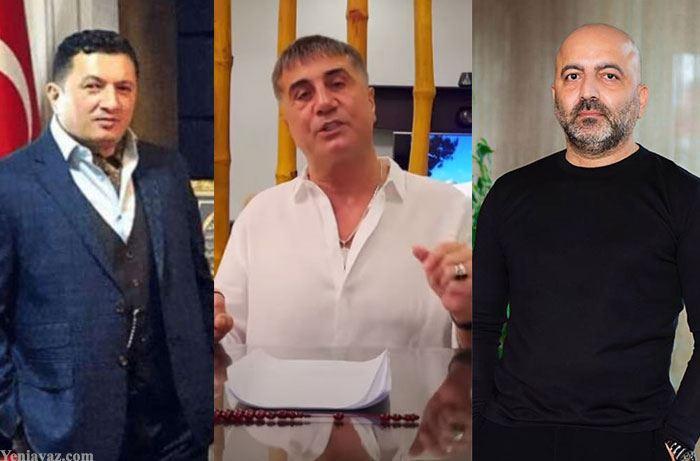 """Sedat Pekerdən daha bir qalmaqallı video: """"Nadir Səlifov və Mübariz Mənsimov haqqında bu məlumatlar araşdırılsın"""""""
