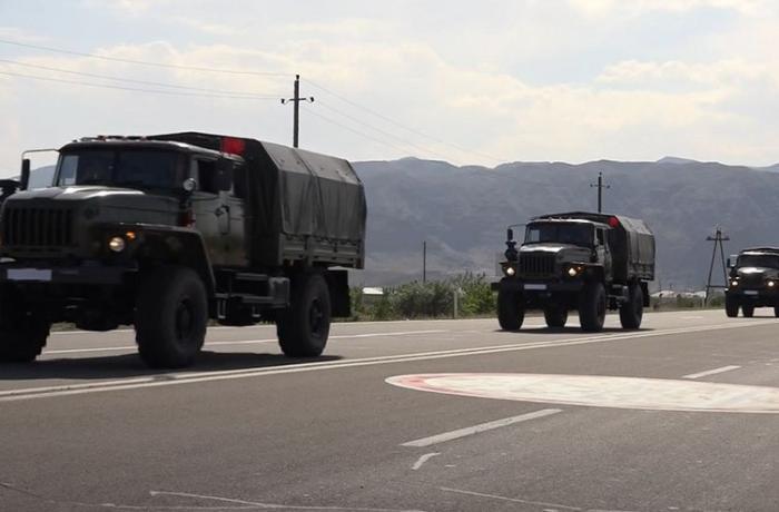 Azərbaycan Ordusu Naxçıvanda təlimlərə başladı – VİDEO
