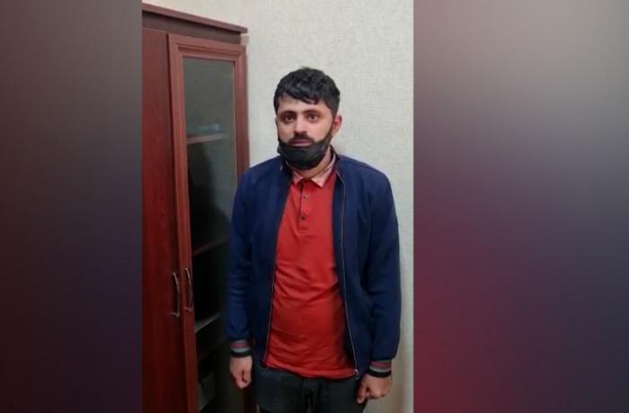 Bakı sakini yarım kq heroinlə tutuldu – FOTO/VİDEO