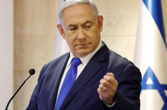 İsrail'e destek veren ülkeleri paylaşan Netanyahu'ya soğuk duş