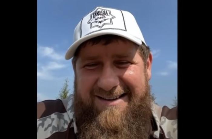 """Kadırov izləyicisini təhdid etdi: """"Səni cəzalandıracağam"""" – VİDEO"""