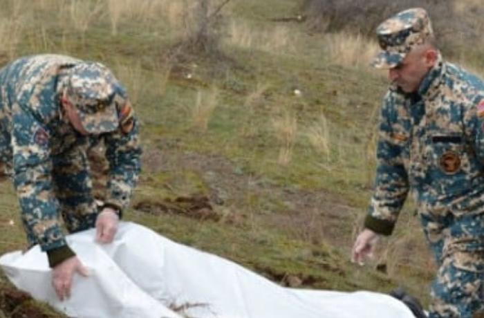 300 erməni hərbçi cəsədinin kimliyinin müəyyən edilməsi mümkün olmadı