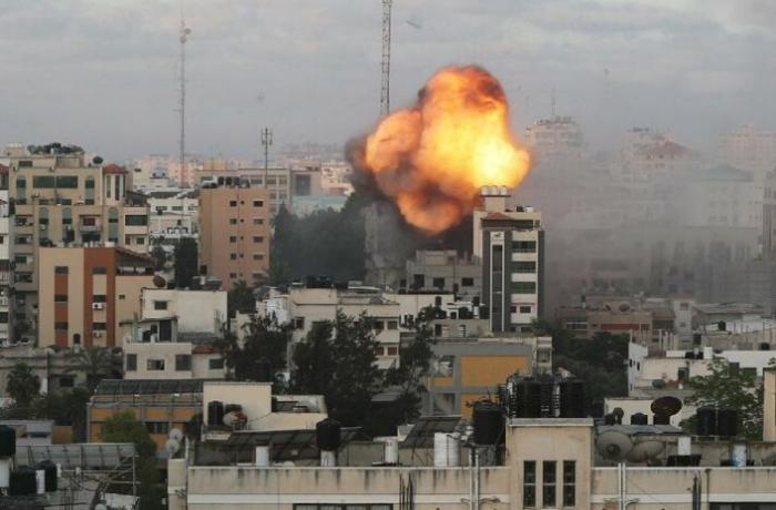 İsrail Qəzzadakı hərbi əməliyyatlara davam edəcəyini açıqladı