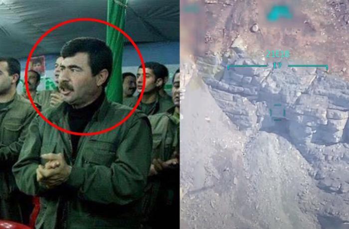 Türkiyə Ordusu tanınmış terrorçunu belə məhv etdi - VİDEO