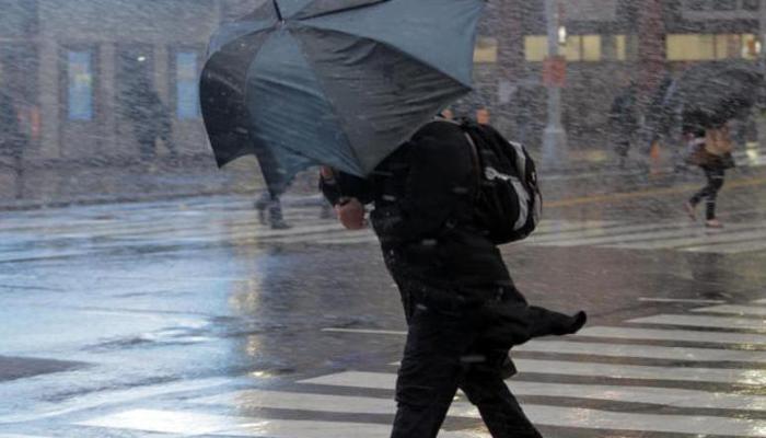 Sabah yağış yağacaq, güclü külək əsəcək