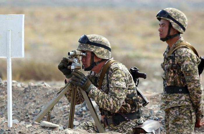 Kyrgyzstan, Tajikistan completed troops withdrawal from border - Border Service