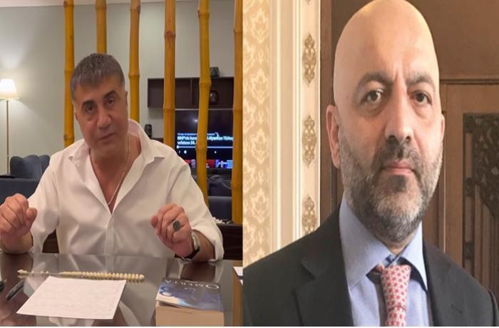 """Sedat Peker Mübariz Mənsimovdan danışdı: """"Həbs etdirib milyardlıq mülkünü əlindən aldınız"""""""