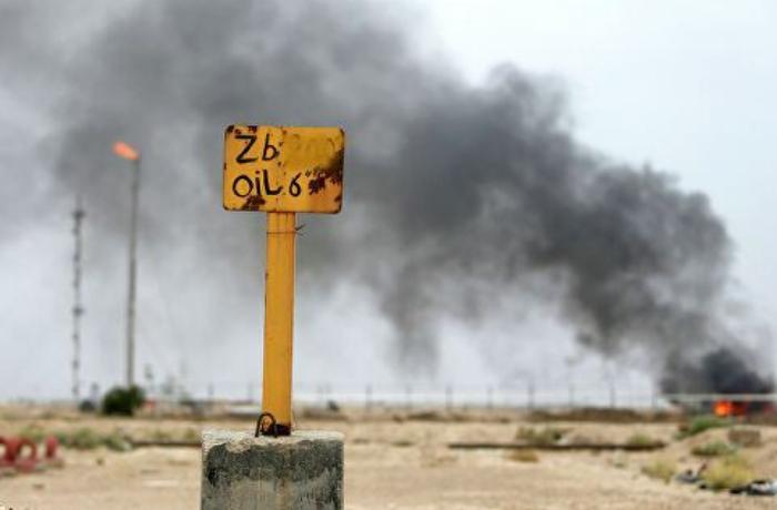 İraqda neft yatağına hücum edildi – ölən və yaralananlar var