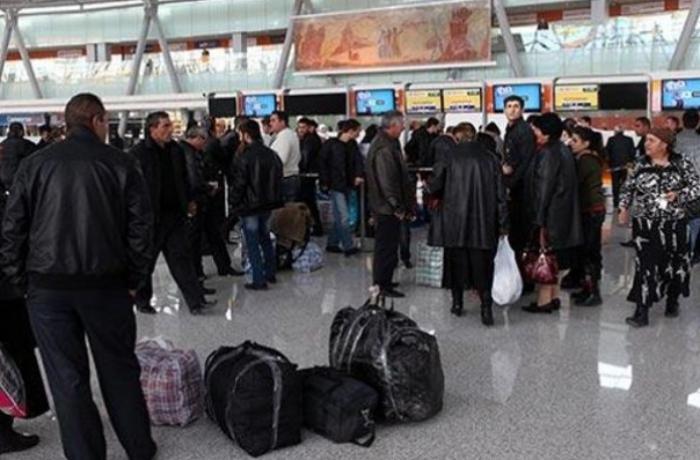 Erməni KİV: Ermənistanı 76 min 677 nəfər tərk edib