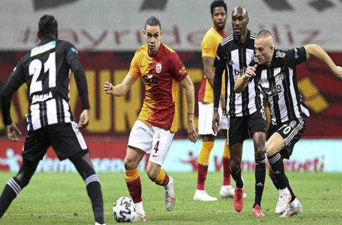 """""""Qalatasaray"""" """"Beşiktaş""""ı məğlub edib"""