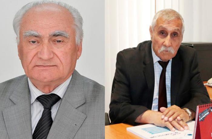 Milli Aviasiya Akademiyasının iki professoru vəfat etdi