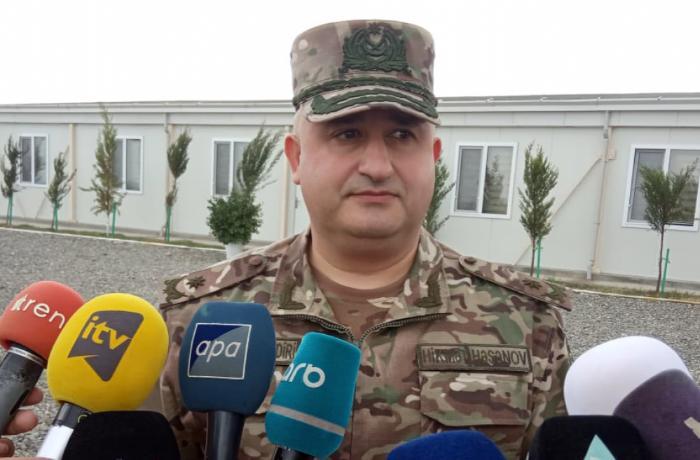KİV-də general-mayor Hikmət Həsənovun vəzifəsindən azad olunması xəbəri yayılıb