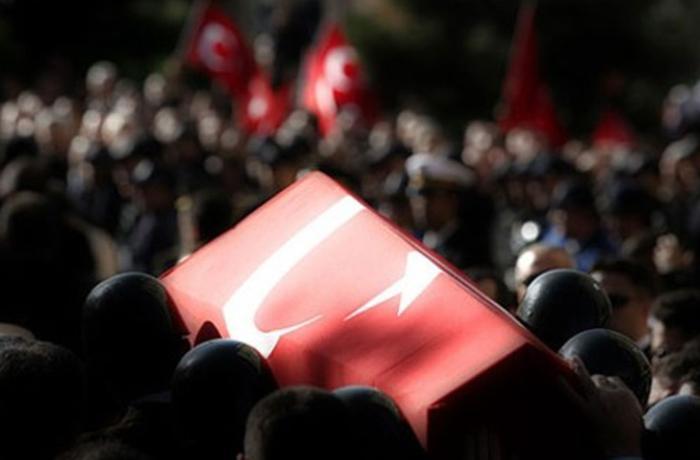 Türkiyə ötən gün daha 1 şəhid verib