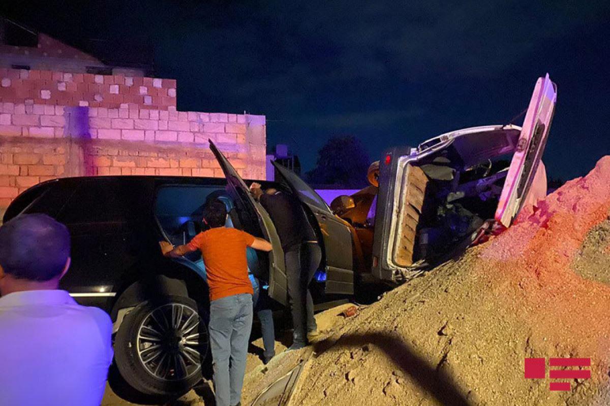 """Tanınmış iş adamının kürəkəni """"Range-Rover""""lə 4 nəfərin ölümünə səbəb oldu – FOTOLAR + VİDEO"""